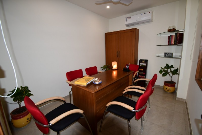 Meeting Room in Ashram