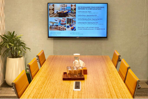 Meeting Room in Residency Road