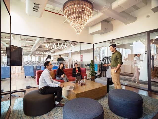 Conference Room in DLF Cyber City