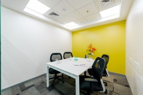 Meeting Room in Bandra Kurla Complex