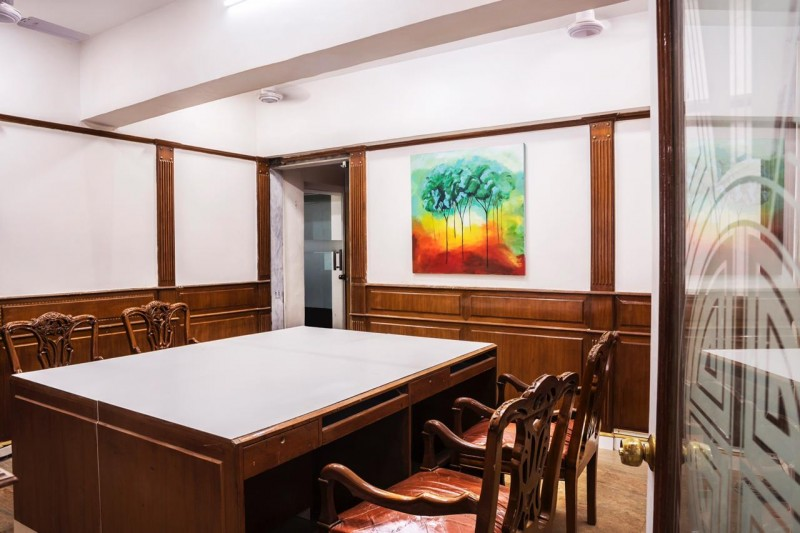 Meeting room in Nariman Point