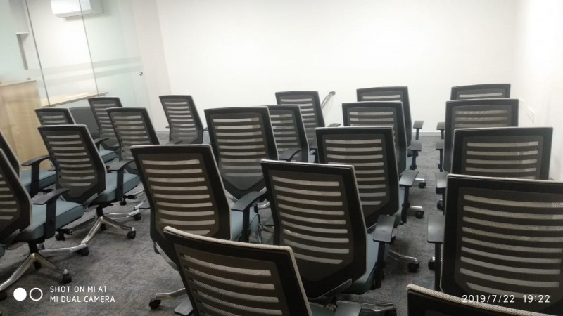 Training Room in DLF Cyber City