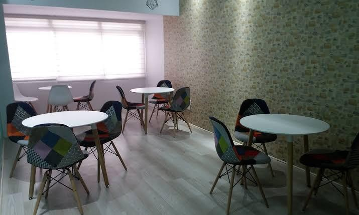 Classroom in Connaught Place