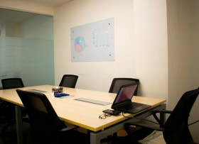 Meeting Room in Connaught Place Middle Circle