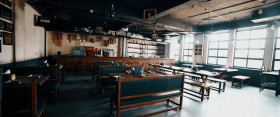 Cafe The Classroom Coworking Sector-29