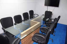 10 seater Conference Room in Sector 34