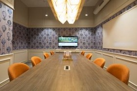 Conference Room in MGR