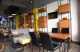 Whizzo Cafe Coworking Sohna Road