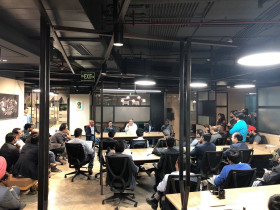 Huddle - The Coworking Incubator DLF Cyber City