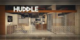 Huddle - The Coworking Incubator