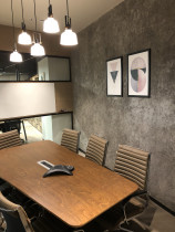 Conference Room in Cyber Hub